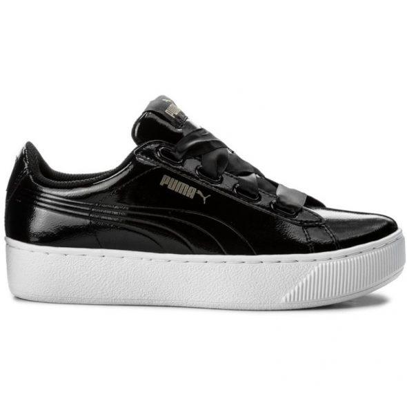 Zapatos Puma Vikky Platform Ribbon P 366419 01 Puma Negras Puma Negras Mujer Negras Outlet Zapatos deportivos Puma Mujer Negras 54C79ADYY_4_LRG